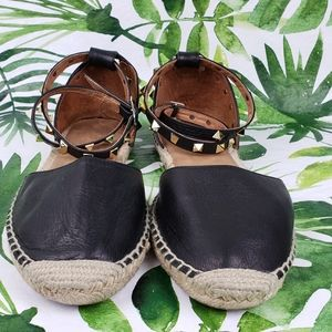 Maypol Anthropologie Tachas studded sandals 40/10